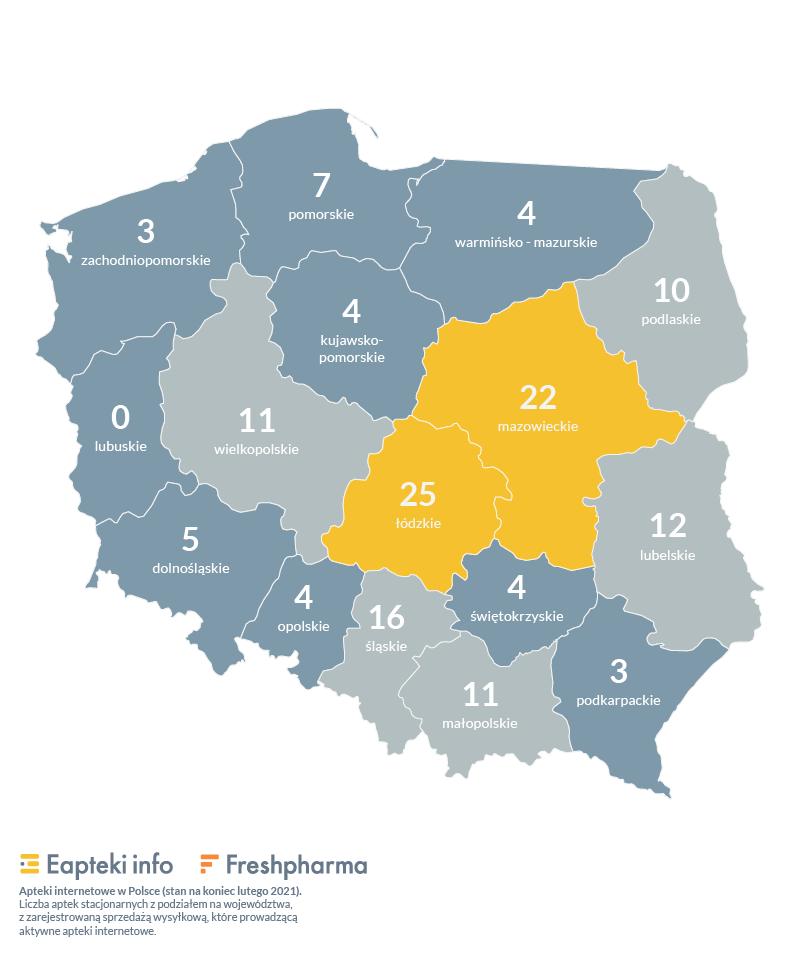 mapa-liczba-aptek-internetowych-wojewodztwa
